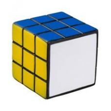 Magic anti-stress cube of colors