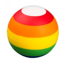 Anti-Streak Ball 70mm multicolored stripes