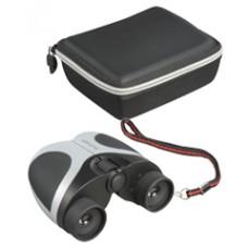 Binoculars in luxury case