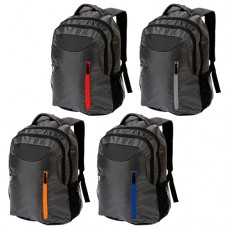 BACKPACK WITH LAPTOP DOOR