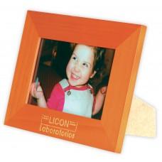 6 x 4 inch wood photo frame