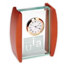 Samui wood acrylic watch