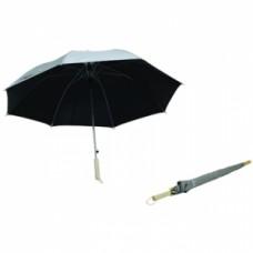 PARAGUAS MEDIANO SILVER RAIN SOMBRILLA PROMOCIONAL